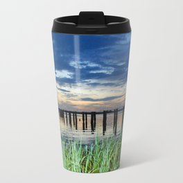 ghost pier Travel Mug