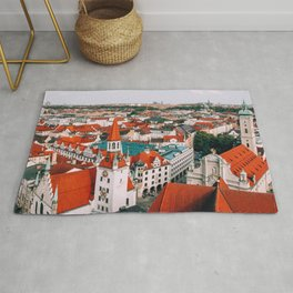 Hues Line is it Anyway? | Munich, Germany Rug
