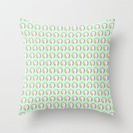 Música Throw Pillow