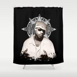 Guru // GangStarr Shower Curtain