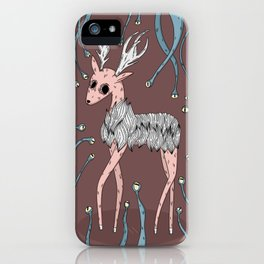 What you can't see iPhone Case