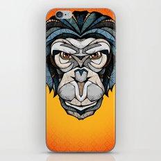 Chimpanzee iPhone & iPod Skin