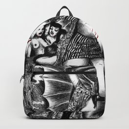 Temple Of Love Backpack