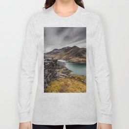 Snowdon Moutain Range Long Sleeve T-shirt