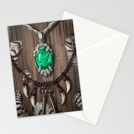 Kileanna's Necklace Stationery Cards