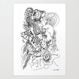 Page 13 Art Print