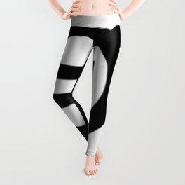 Equality - Merged Male and Female Gender Symbols Leggings