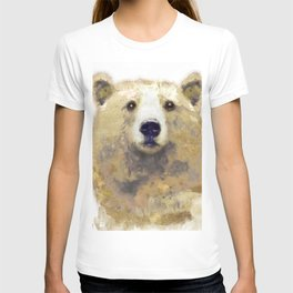 Golden Forest Bear T-shirt