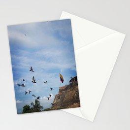 Castillo San Felipe Cartagena Stationery Cards