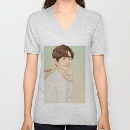 nurture. growth. [baekhyun exo] Unisex V-Neck