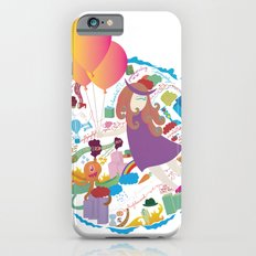 Ambrosia with balloon iPhone 6s Slim Case