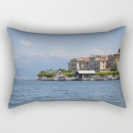 Bellagio, Lake Como, Italy Rectangular Pillow