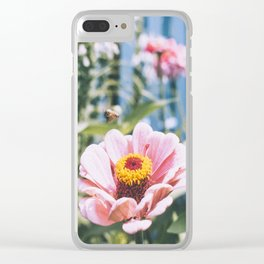 Passing By Clear iPhone Case