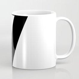 Number 7 (Black & White) Coffee Mug