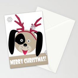 Merry Christmas!1 Stationery Cards