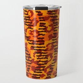 Leopard design Travel Mug