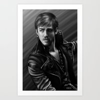 Killian Jones Art Print