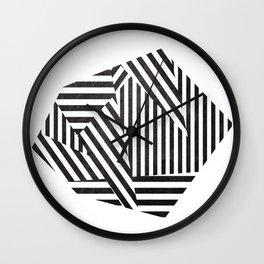 Dazzle 01. Wall Clock