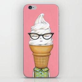 Vanilla Cone iPhone Skin