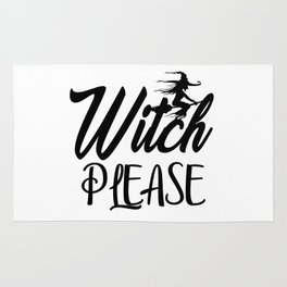 Witch Please Rug