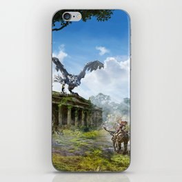 Dublin [Horizon Zero Dawn] iPhone Skin