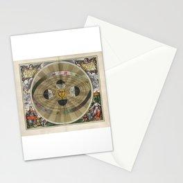Harmonia Macrocosmica - Plate 5 Stationery Cards