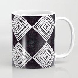 Durango Diamonds Black + White Coffee Mug