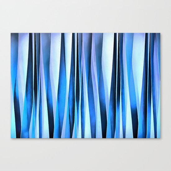 And Thats Why They Call It The Blues Canvas Print