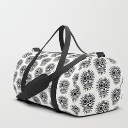 Sugar Skull - sharpie Duffle Bag