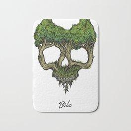 Roots (Color Version) Bath Mat