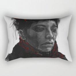 VANESSA IVES Rectangular Pillow