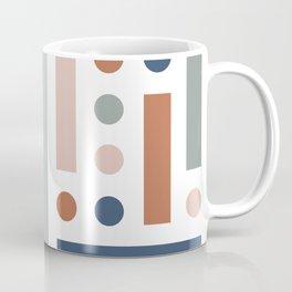 Brevard Fall Shapes Coffee Mug