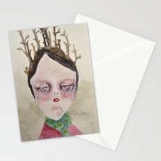 Winter Cold Stationery Cards