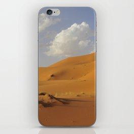 Sahara desert. iPhone Skin