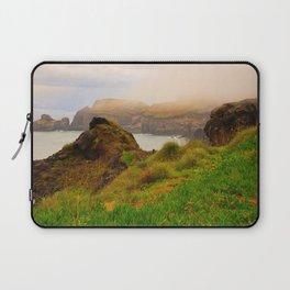 Coastal landscape in Azores Laptop Sleeve