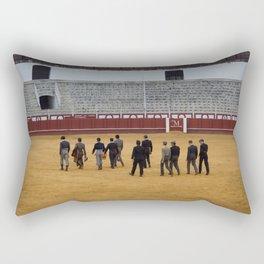 11 Angry Men Rectangular Pillow