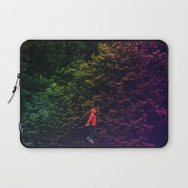 I know this shortcut through the stars Laptop Sleeve