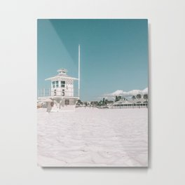 Clearwater, FL. 2015 Metal Print