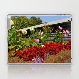 Flower Corner Laptop & iPad Skin