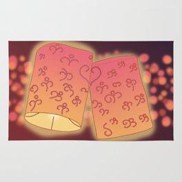 Loving Lanterns Rug