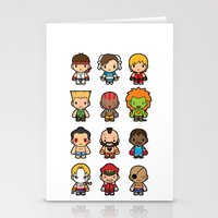 foo fighters Stationery Cards featuring The Fighters by Papyroo