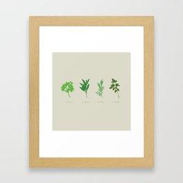 Scarborough Fair Framed Art Print