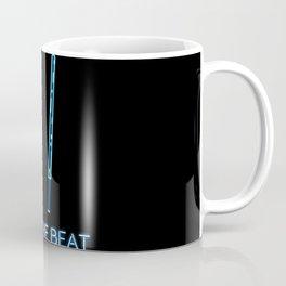 Feel the Beat V2 Coffee Mug