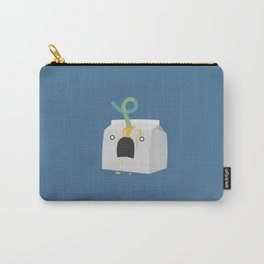 Not a Unicorn Carry-All Pouch