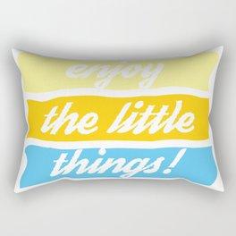 Enjoy Rectangular Pillow