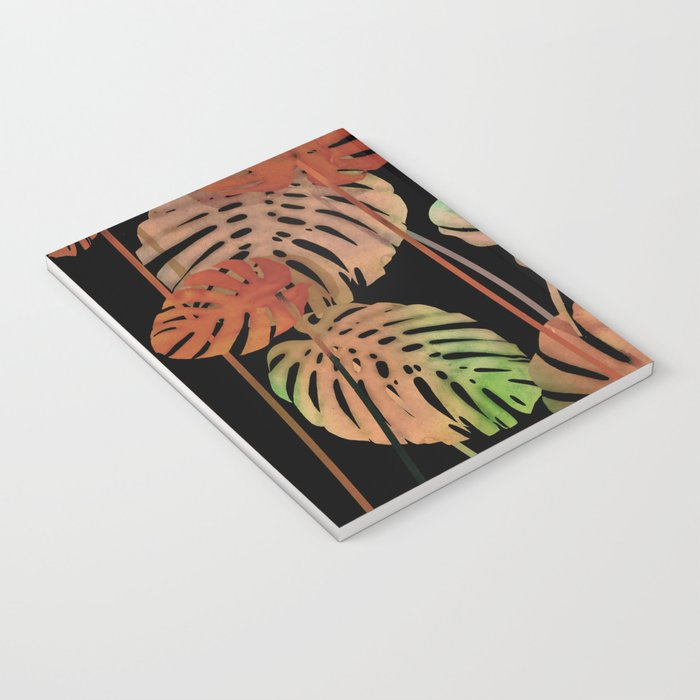 tropical old monsteras Notebook