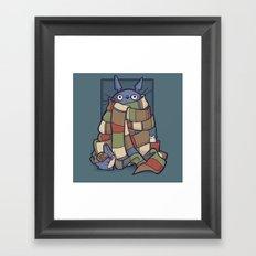 TotoWho Framed Art Print