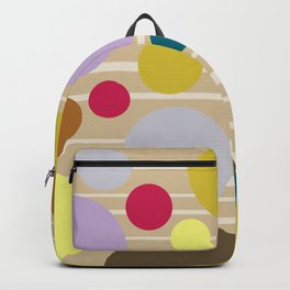 STRIPES & DOTS 4-2018 Backpack
