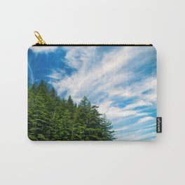 Long Island, Washington Sky Carry-All Pouch