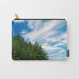 Long Island, Washington Sky Carry-All Pouch